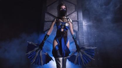 Косплей недели: MK, Cyberpunk 2077, Resident Evil