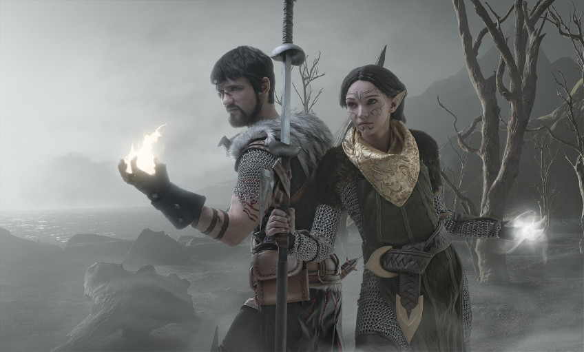 Косплей недели: Dragon Age 2, Assassin's Creed Valhalla, «Ведьмак», DC Comics