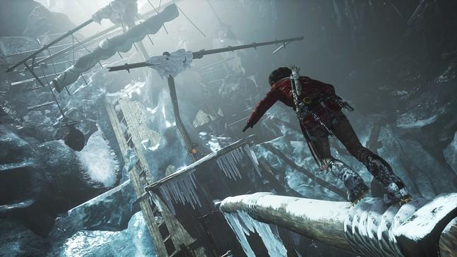 В тридевятом царстве. Обзор Rise of the Tomb Raider