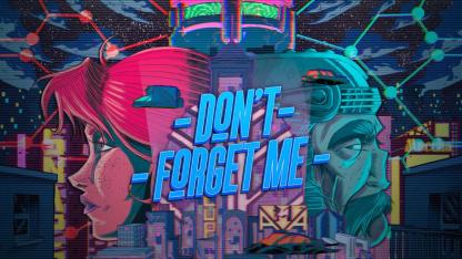 Don't Forget Me. Как не надо вдохновляться