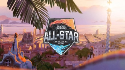 League of Legends: Как проходил All-Star 2016