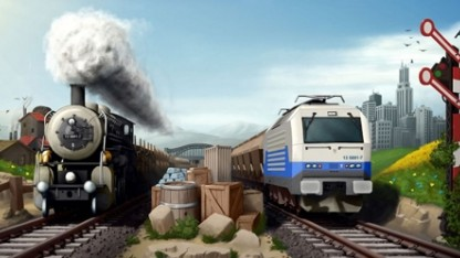 Рельсы-рельсы, шпалы-шпалы: шесть игр про поезда