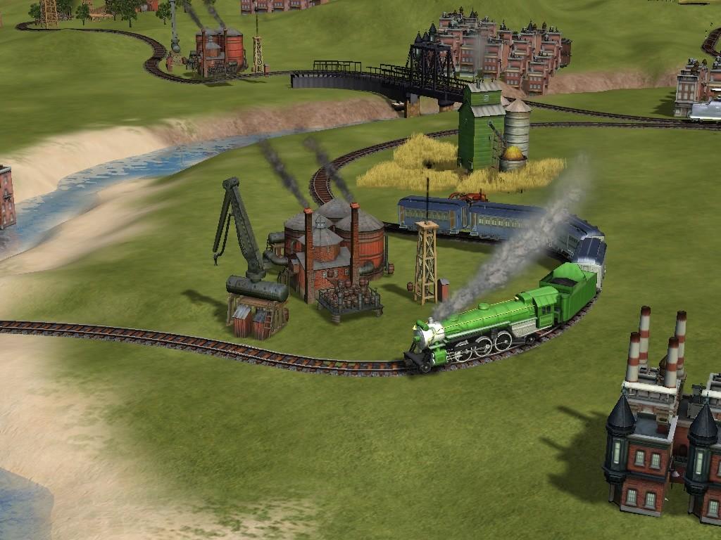 экономическая стратегия строить железную дорогу игра