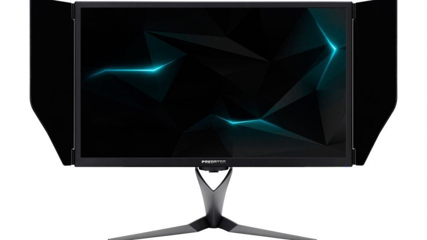 Монитор за 200 000 рублей. Тестируем Acer Predator X27