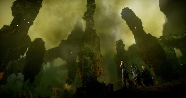 Молот ведьм против Морриган. Dragon Age: Inquisition