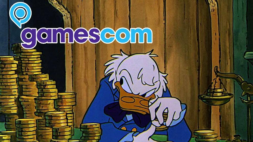 Сколько стоит съездить на gamescom? Если вы собрались в последний момент