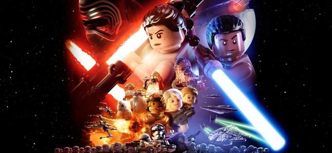Да пребудет с тобой инструкция. Обзор LEGO Star Wars: The Force Awakens