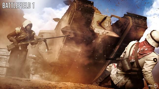 Из истребителя в траншеи. Как повлияет на серию Battlefield смена сеттинга