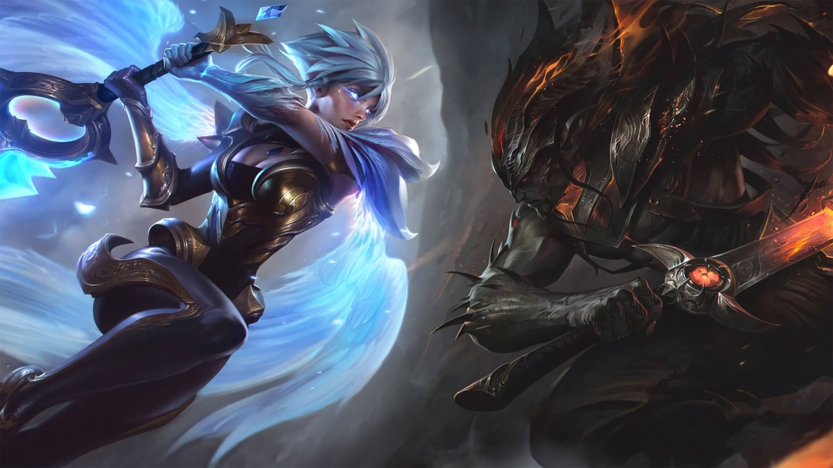 League of Legends. Живая легенда мира MOBA!
