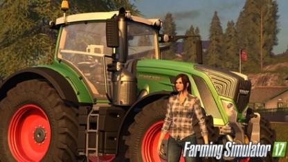 Полюшко-поле. Обзор Farming Simulator17