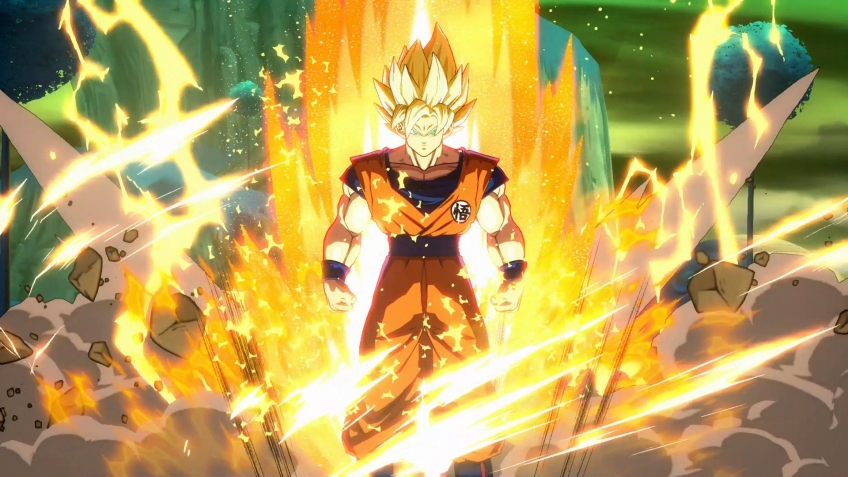 Обзор Dragon Ball FighterZ. Драки, драконы и жемчуг