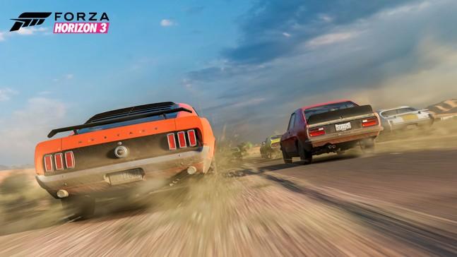 Каким будет новый фестиваль гонок Forza Horizon 3