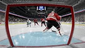 Обзор NHL18. Поленились