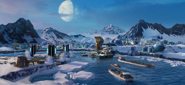 Рокфеллер на Луне. Обзор Anno 2205