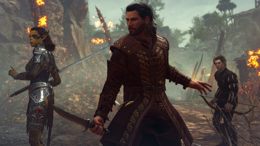 Впечатления от Baldur's Gate 3. Возвращение легенды RPG