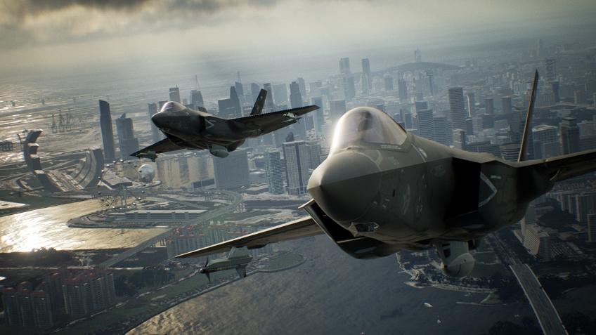 мультиплеер Ace Combat 7 Skies Unknown не все мы идеальны игромания