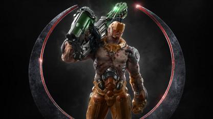Оружие в Quake Champions. Как легко набить фраги