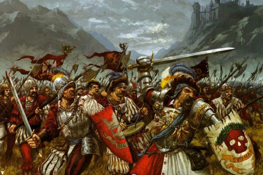 Классические расы Total War: Warhammer. Союзники и враги