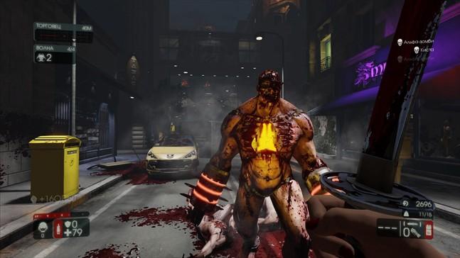 Мясо и грайндкор. Обзор Killing Floor 2