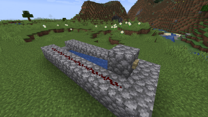 Hyde.  How to create items in Minecraft