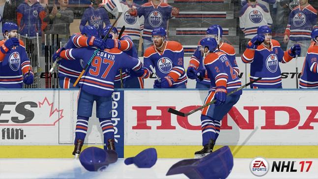 Давно не было так хорошо. Обзор NHL 17