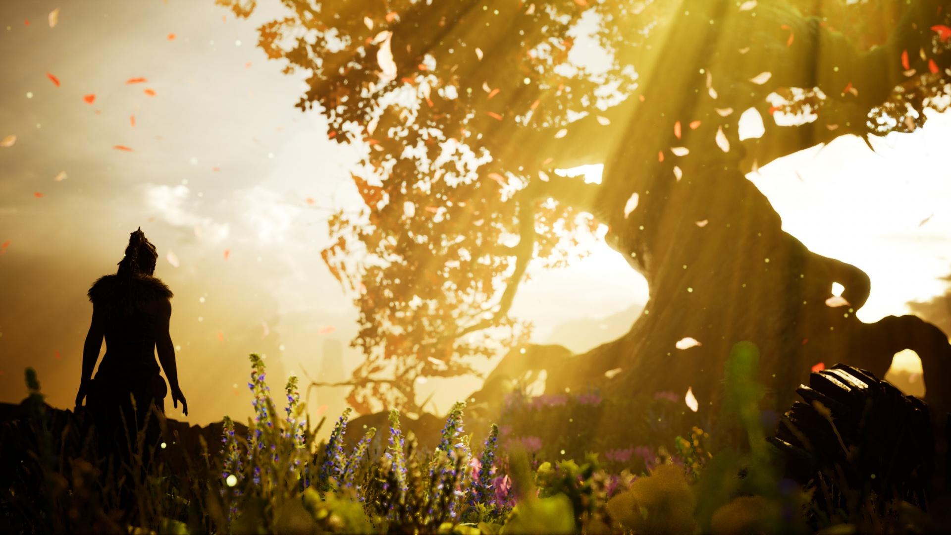Как Hellblade: Senua's Sacrifice помогла мне справиться с депрессией