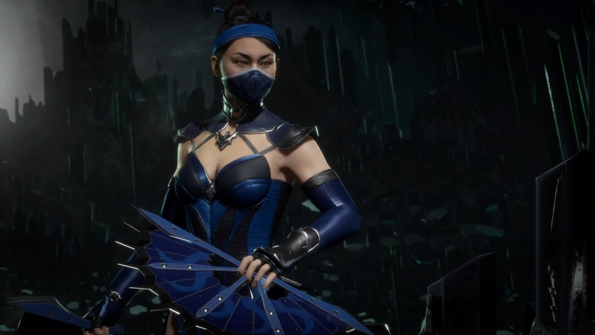ТОП-7 самых сексуальных персонажей Mortal Kombat 11