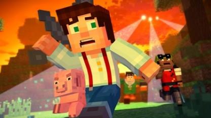 Стоит ли играть в Minecraft: Story Mode?