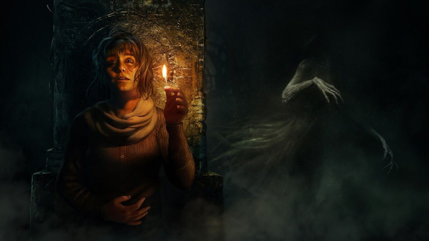 Обзор Amnesia Rebirth. Долгая прогулка в дюнах