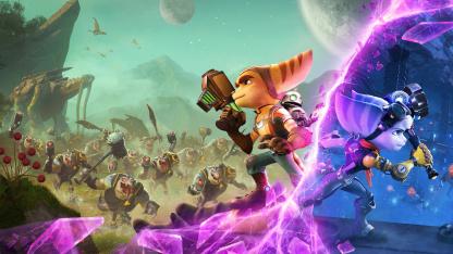 Обзор «Ratchet & Clank: Сквозь миры». Старый друг лучше новых двух