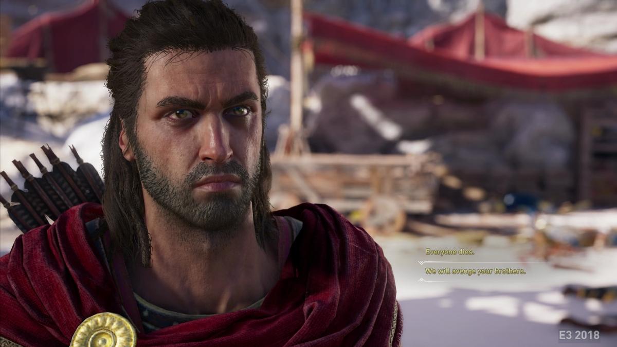 Первые впечатления от Assassin's Creed Odyssey