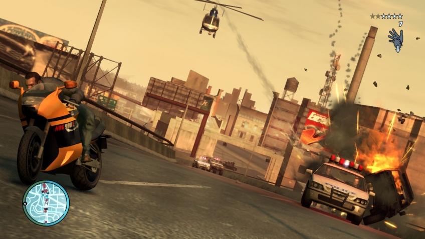 Лучшие игры за 20 лет. Год 2008: GTA 4, Left 4 Dead, Mirror's Edge