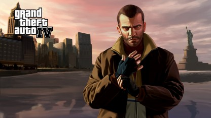 Лучшие игры за 20 лет. Год 2008: GTA4, Left4 Dead, Mirror's Edge