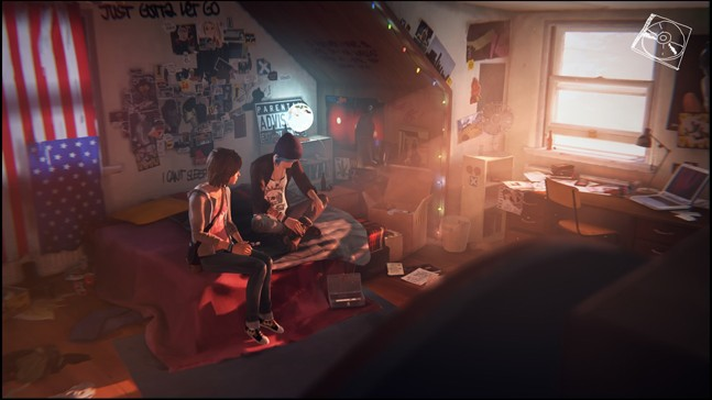 Пейзаж года: Batman: Arkham Knight, Everybody's Gone to the Rapture, Life is Strange