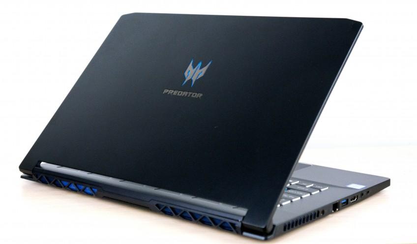 Прорывной ноутбук Acer Predator Triton 500. Тонкий, тихий и топовый