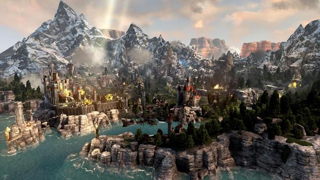 Игромир 2014. Might & Magic Heroes 7