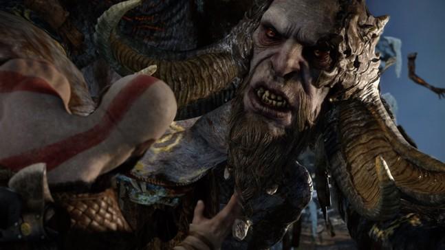 Пять вещей, которые мы узнали из первого трейлера God of War