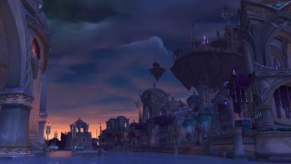 World of Warcraft: Legion — увидеть Сурамар и умереть