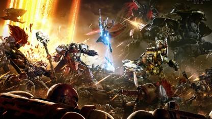 Предварительный обзор  Warhammer 40,000: Dawn of War3. Дисбаланс в мире темного будущего