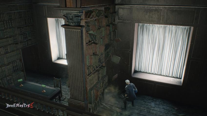 Обзор Devil May Cry 5. Возвращение блудного демона