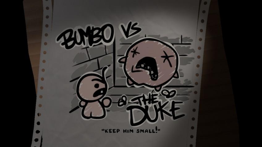 Обзор The Legend of Bum-bo. Картонный Айзек