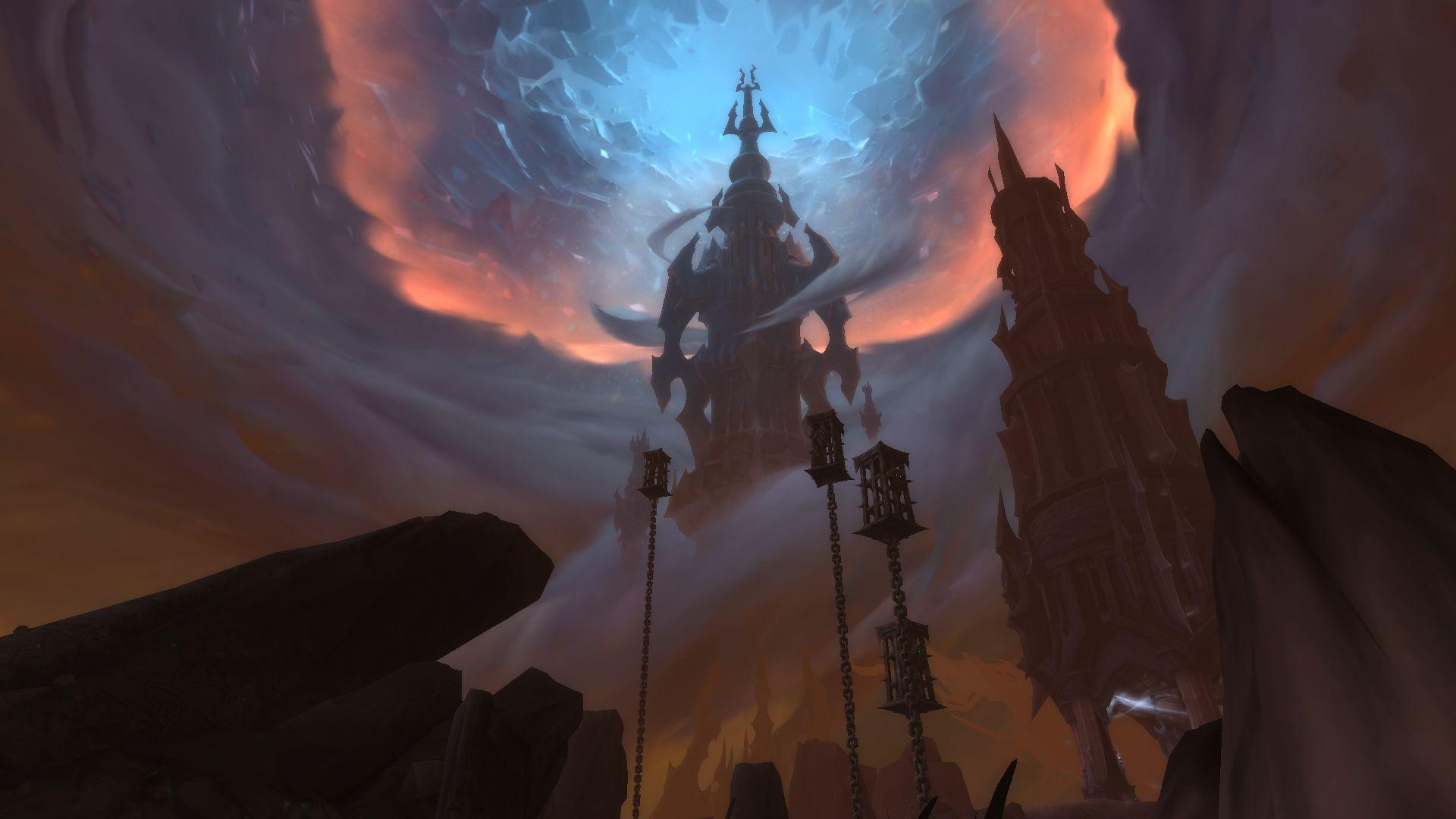 Утроба, ковенанты, полёты: WoW Shadowlands на высоких уровнях