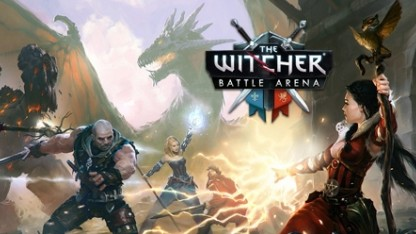 Gamescom 2014: The Witcher Battle Arena