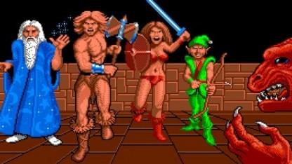 История Gauntlet: игра, из которой выросла Diablo