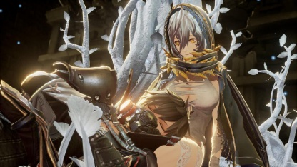Предварительный обзор Code Vein. Кому «анимешного Dark Souls»?