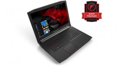 Тест игрового ноутбука Acer Predator Helios 300 с Core i7 и GeForce GTX 1060