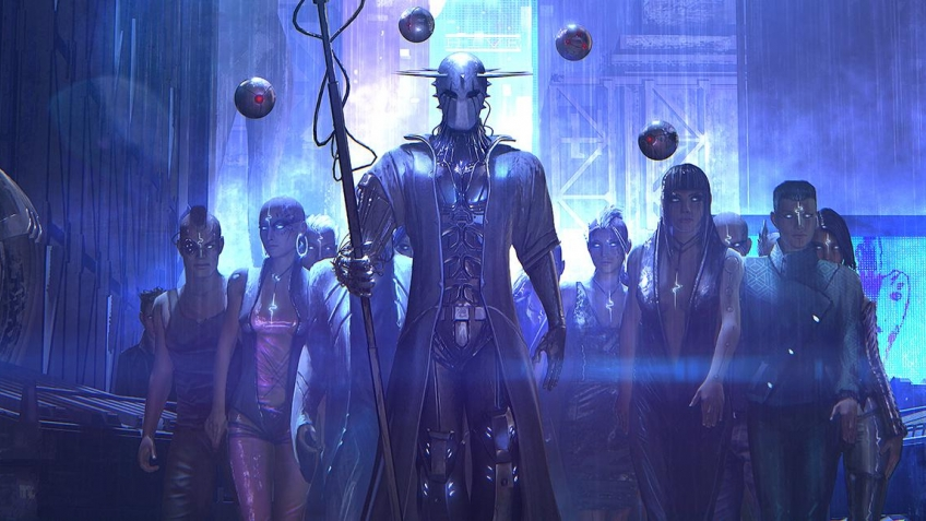 Обзор Re-Legion. Противоположности не притягиваются