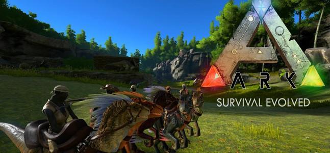 Rust юрского периода. Превью ARK: Survival Evolved