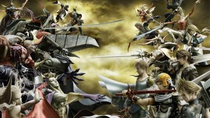 Обзор Dissidia Final Fantasy NT. Ностальгия против инноваций