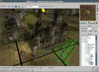 Картостроение для Warhammer: Mark of Chaos